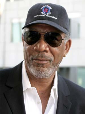 Morgan Freeman - Endorsements, Interests, Charity Work
